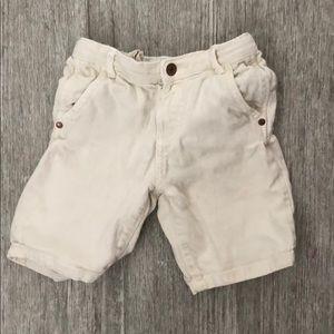 Zara boys cotton shorts